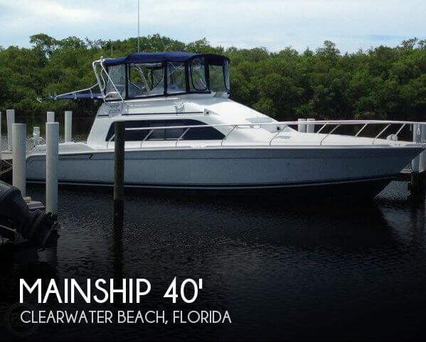 Used Mainship Boats For Sale by owner | 1994 Mainship 40