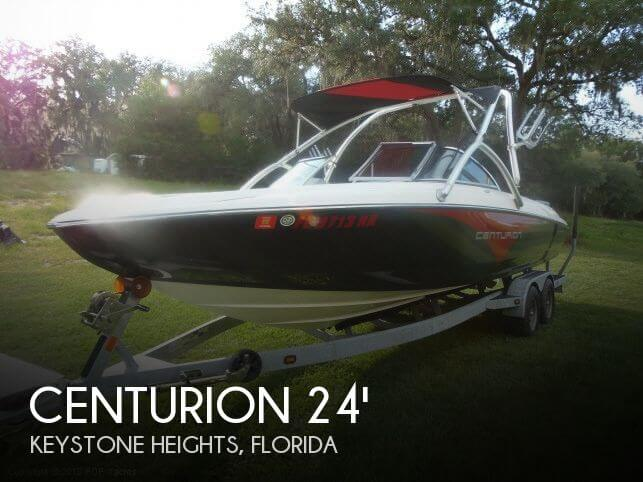 2007 CENTURION SV 240 ENZO for sale