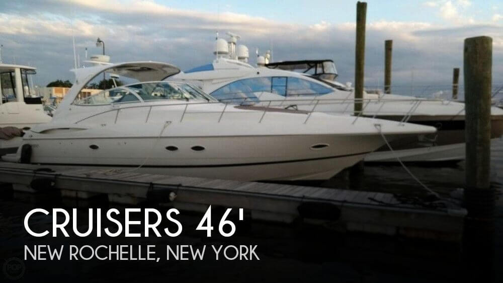 Used 46 Boats For Sale by owner | 2003 Cruisers Yachts 46