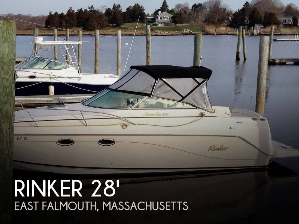Used Rinker 28 Boats For Sale by owner | 2003 Rinker 28