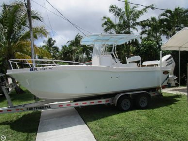 Dusky Marine 252 XF Open Fisherman, 25', for sale - $68,000