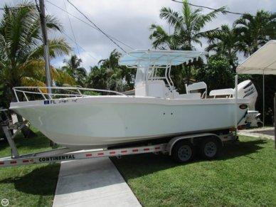 Dusky Marine 252 XF Open Fisherman, 25', for sale - $68,000