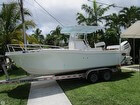 2015 Dusky Marine 252 XF Open Fisherman - #1