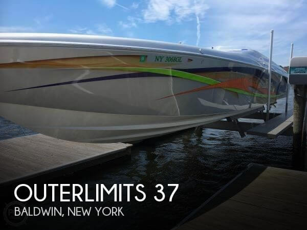 Used Outerlimits Boats For Sale by owner | 2004 Outerlimits 37