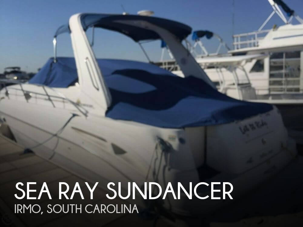 Used Sea Ray Boats For Sale in Spartanburg, South Carolina by owner | 1999 Sea Ray 34
