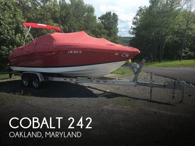 Used Deck Boats For Sale by owner | 2012 Cobalt 23