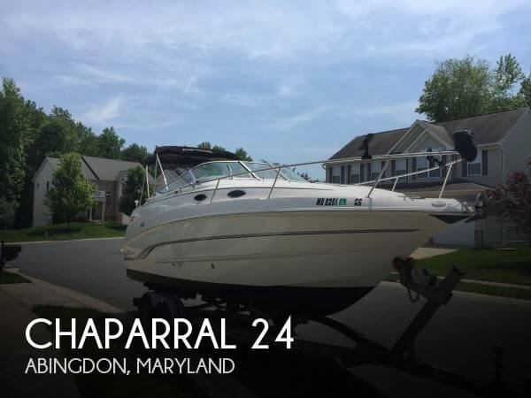 Used Chaparral 24 Boats For Sale by owner | 2001 Chaparral 24