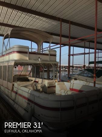 Used Pontoon Boats For Sale by owner   2005 Premier Pontoons 31