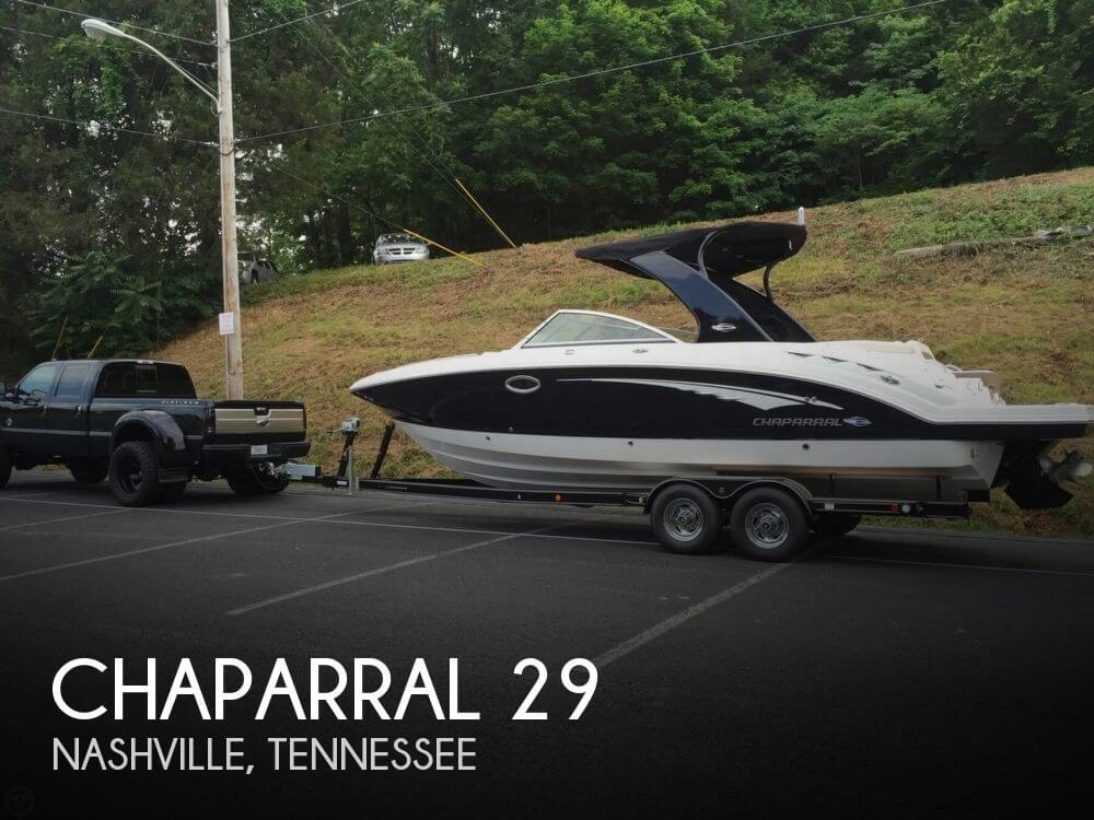 Used Chaparral Boats For Sale by owner | 2015 Chaparral 29