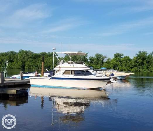1983 CHRIS CRAFT 33 for sale