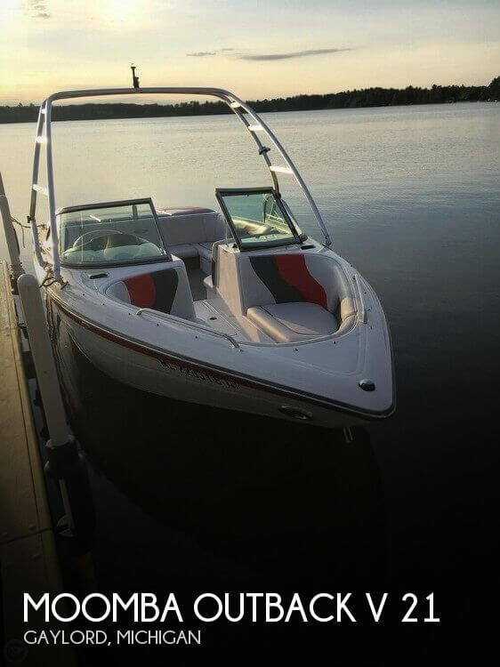 Used Moomba Boats For Sale by owner | 2007 Moomba 21