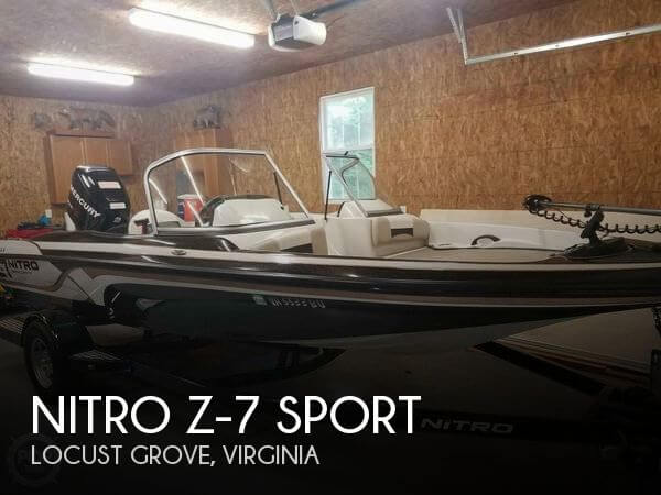 Used NITRO Boats For Sale by owner | 2012 Nitro 19
