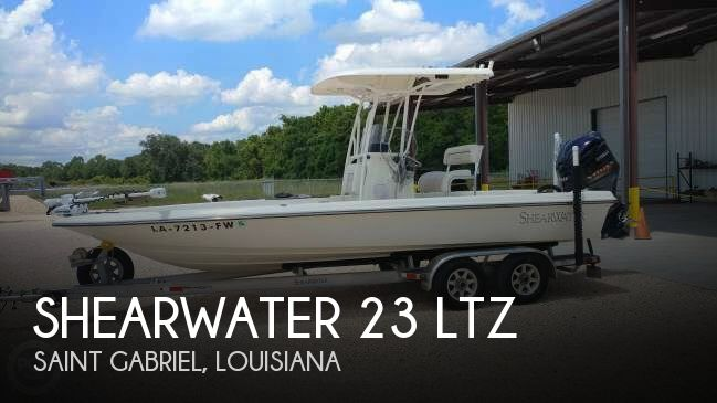 Used Boats For Sale in Lafayette, Louisiana by owner | 2010 Shearwater 22