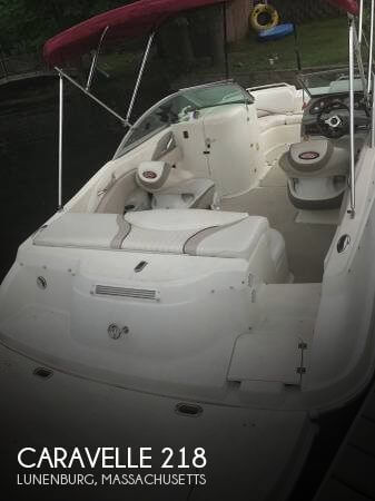 Used Caravelle Boats For Sale by owner | 2006 Caravelle 21