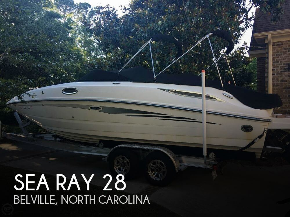 Used Boats For Sale in Fayetteville, North Carolina by owner | 2014 Sea Ray 28