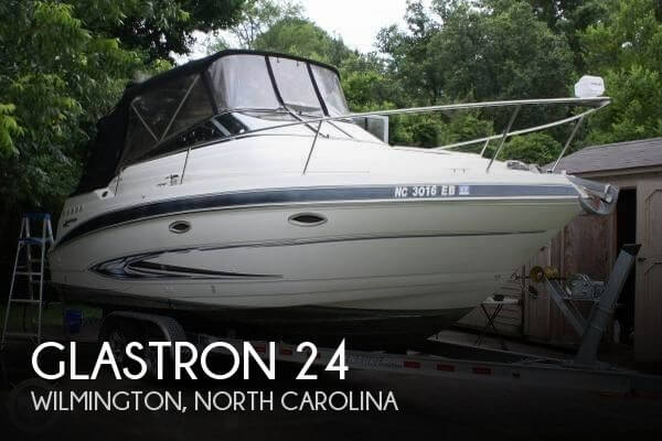 Used Glastron Boats For Sale in North Carolina by owner | 2009 Glastron 24