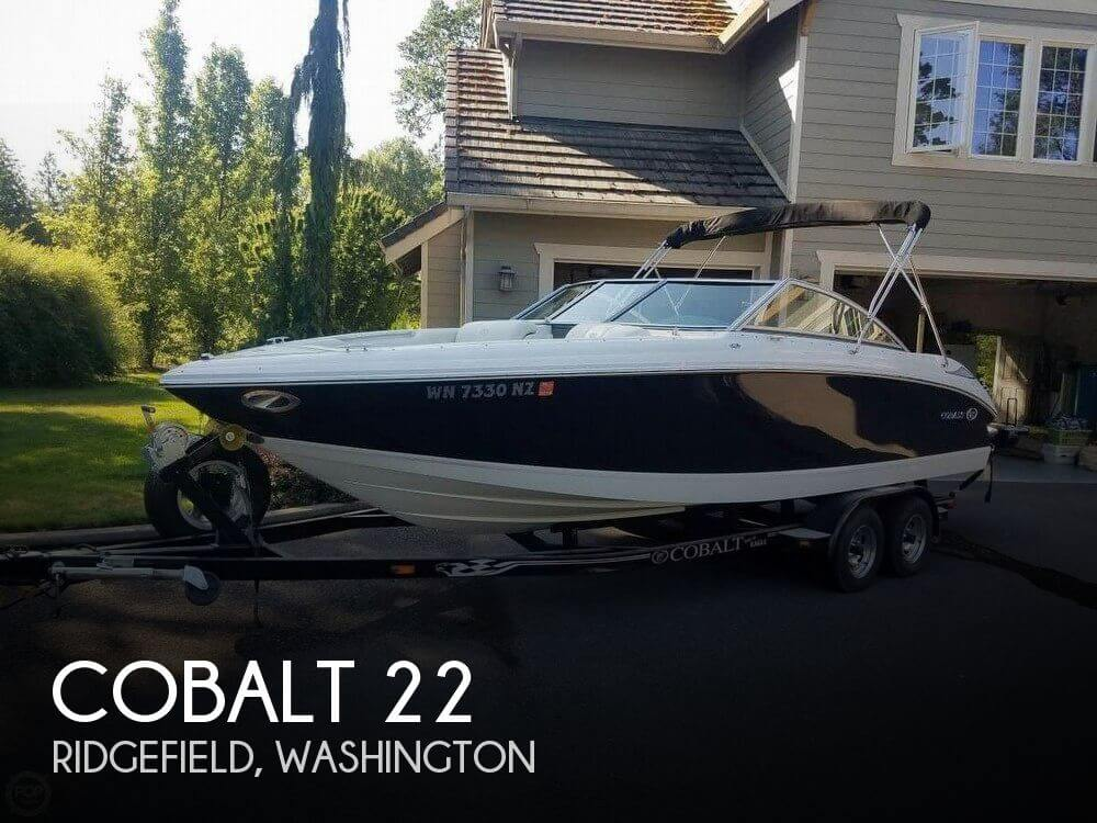 Used Ski Boats For Sale in Washington by owner | 2008 Cobalt 22