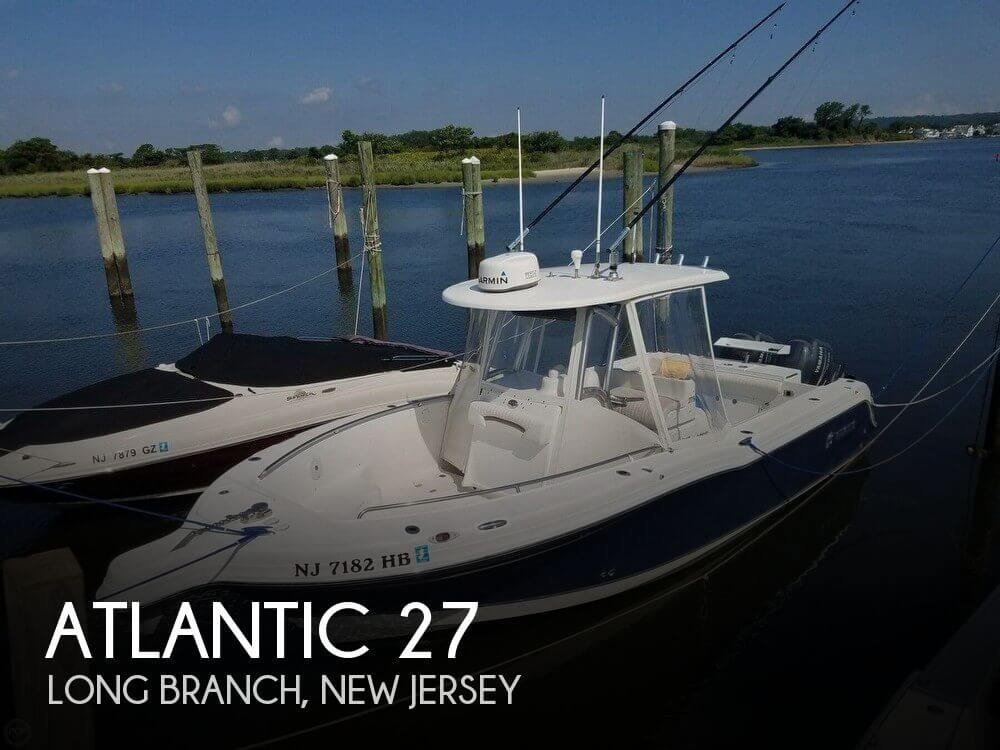 Used Atlantic Boats For Sale by owner | 2009 Atlantic 27