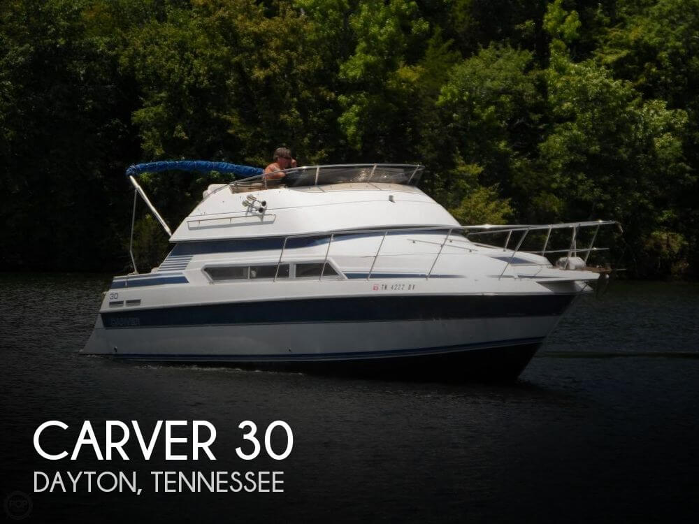 Used Carver 30 Boats For Sale by owner | 1990 Carver 30