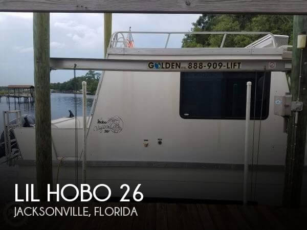 Used Lil Hobo Boats For Sale by owner   2001 Lil Hobo 30