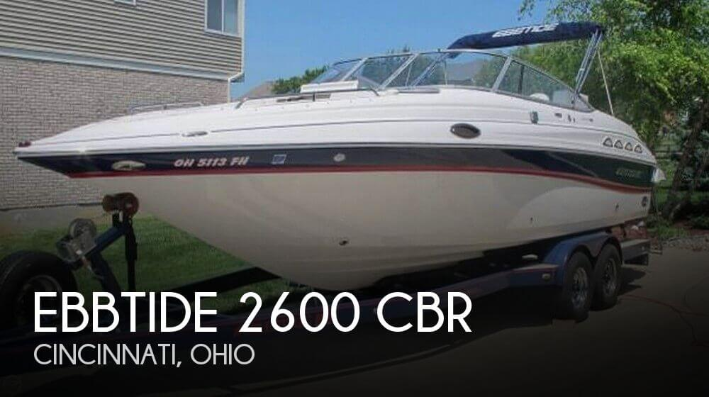 Used Boats For Sale in Cincinnati, Ohio by owner | 2007 Ebbtide 26