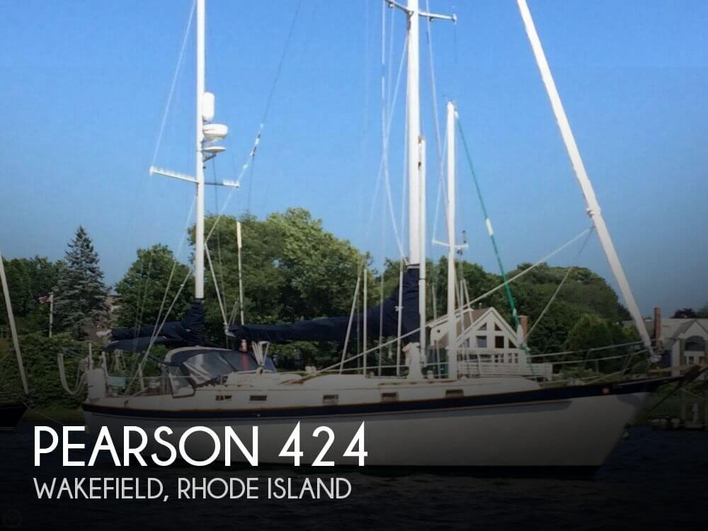 Used Pearson Boats For Sale by owner | 1980 Pearson 42
