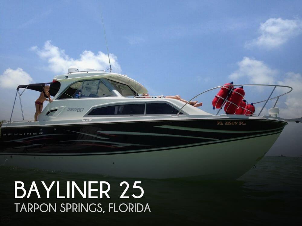 Used Bayliner 25 Boats For Sale by owner | 2013 Bayliner 25