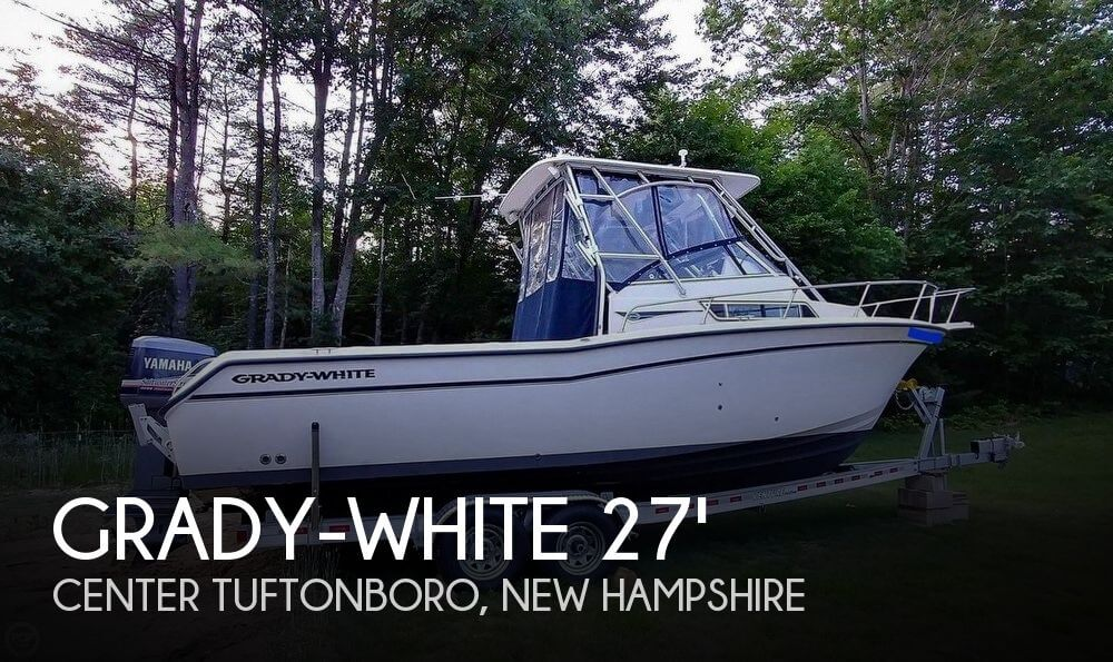 Used Boats For Sale by owner | 2002 Grady-White 27