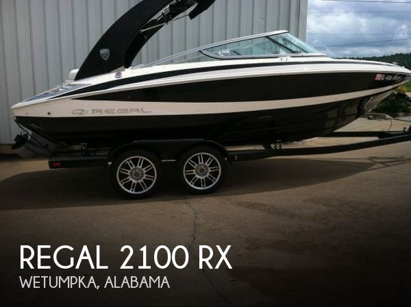 Used Regal 21 Boats For Sale by owner | 2013 Regal 21