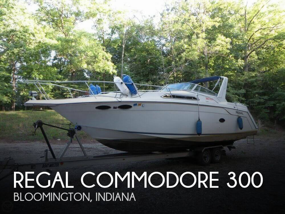 Used Regal Boats For Sale in Indiana by owner | 1993 Regal 30