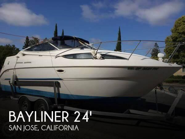 Used Bayliner 24 Boats For Sale by owner | 2001 Bayliner 24