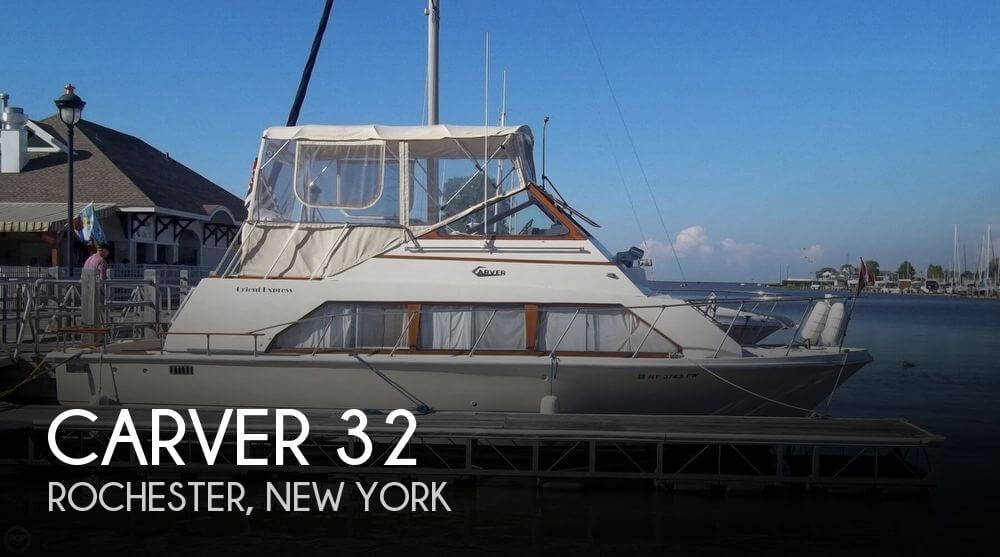 Used Carver 32 Boats For Sale by owner | 1978 Carver 32