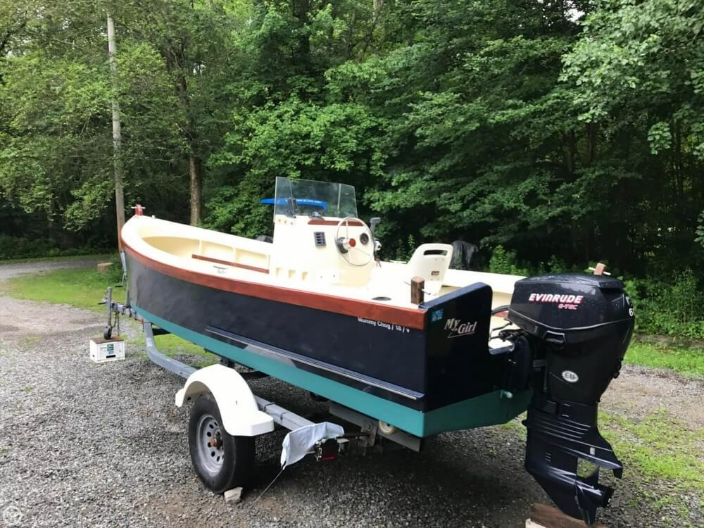 2007 Custom boat for sale, model of the boat is 18 CC & Image # 2 of 41