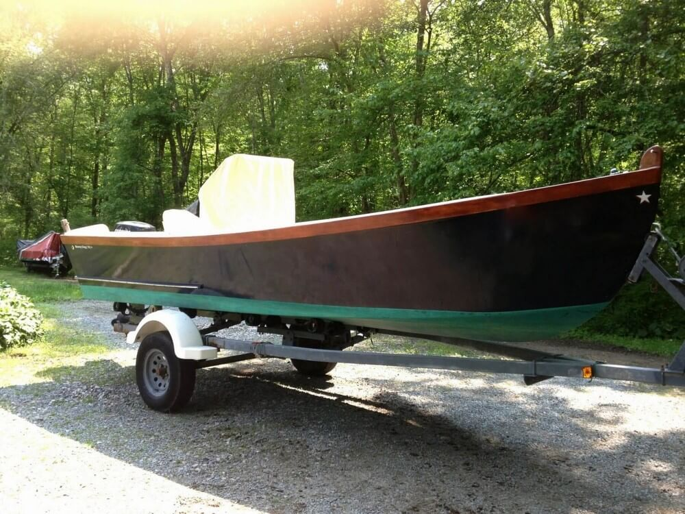 2007 Custom boat for sale, model of the boat is 18 CC & Image # 5 of 41