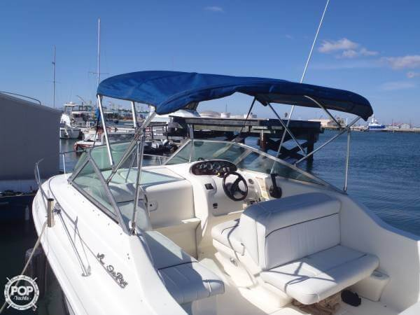 1996 Sea Ray boat for sale, model of the boat is 240 Sundancer & Image # 4 of 40
