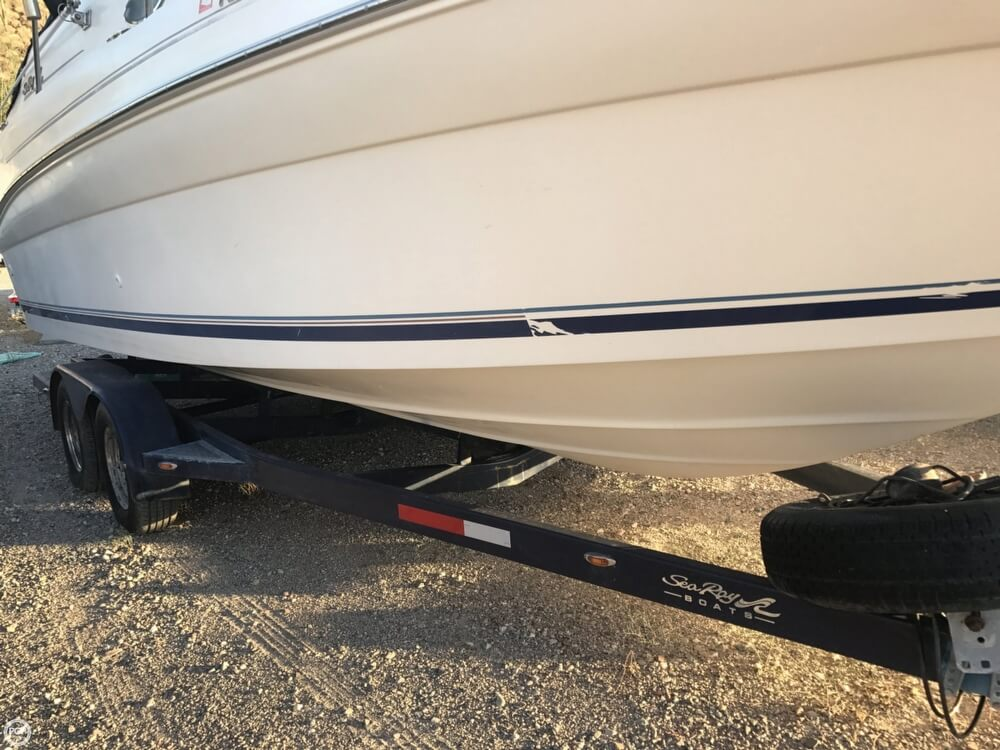 1996 Sea Ray boat for sale, model of the boat is 240 Sundancer & Image # 28 of 40
