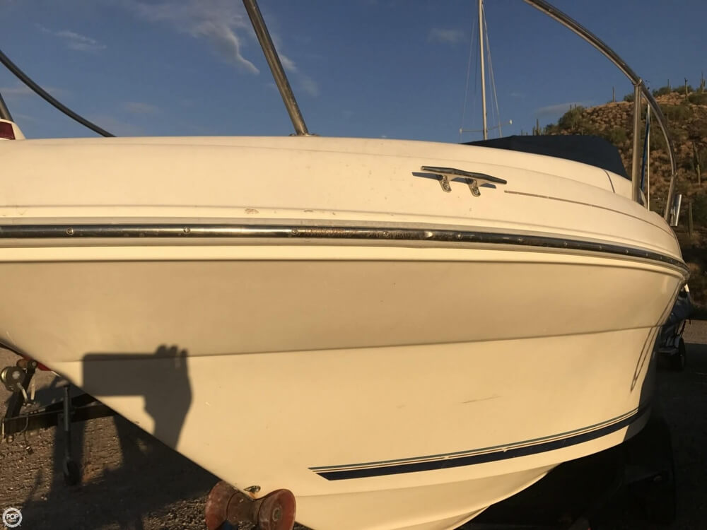 1996 Sea Ray boat for sale, model of the boat is 240 Sundancer & Image # 35 of 40