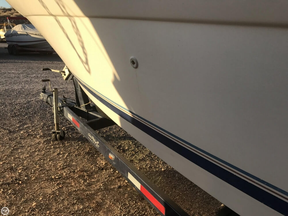 1996 Sea Ray boat for sale, model of the boat is 240 Sundancer & Image # 40 of 40