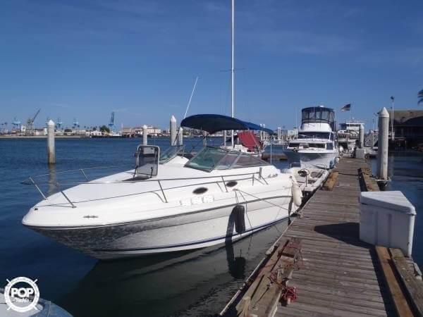 1996 Sea Ray boat for sale, model of the boat is 240 Sundancer & Image # 2 of 40