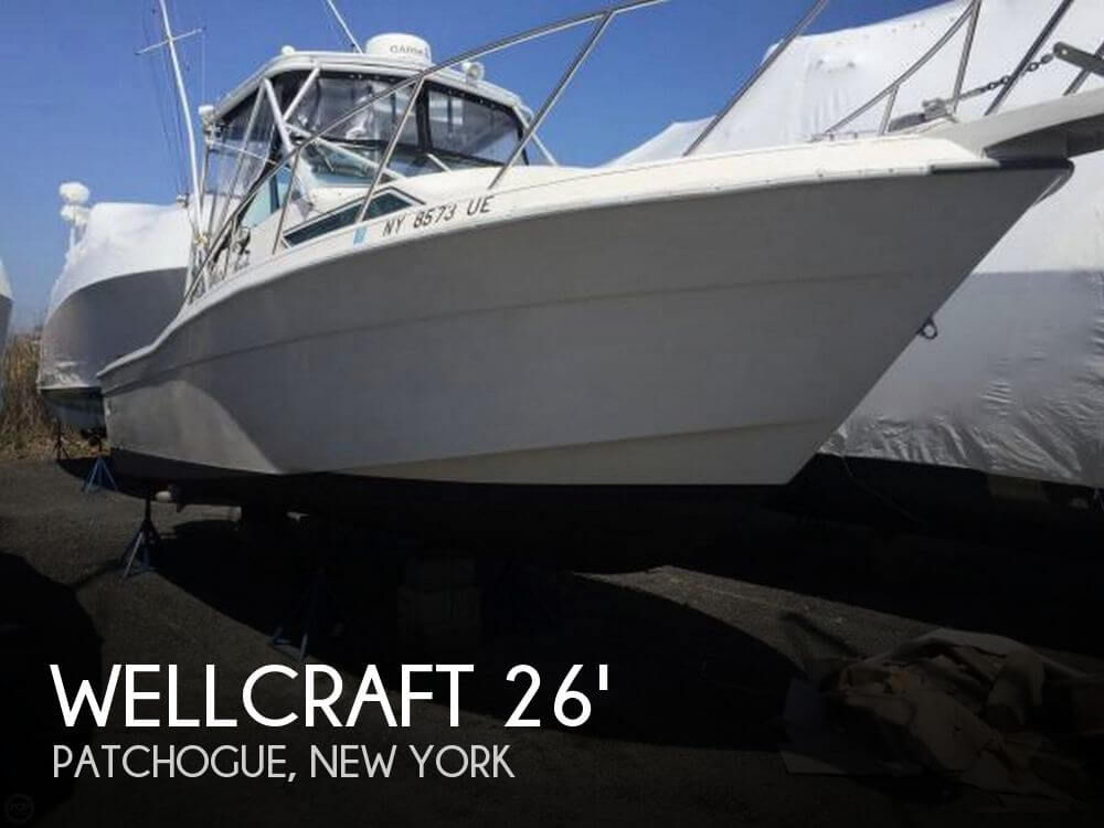 Used Wellcraft 26 Boats For Sale by owner | 1992 Wellcraft 26