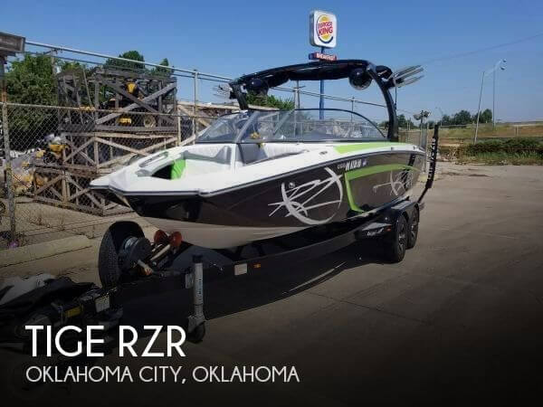 Used Boats For Sale in Oklahoma by owner | 2014 Tige 20