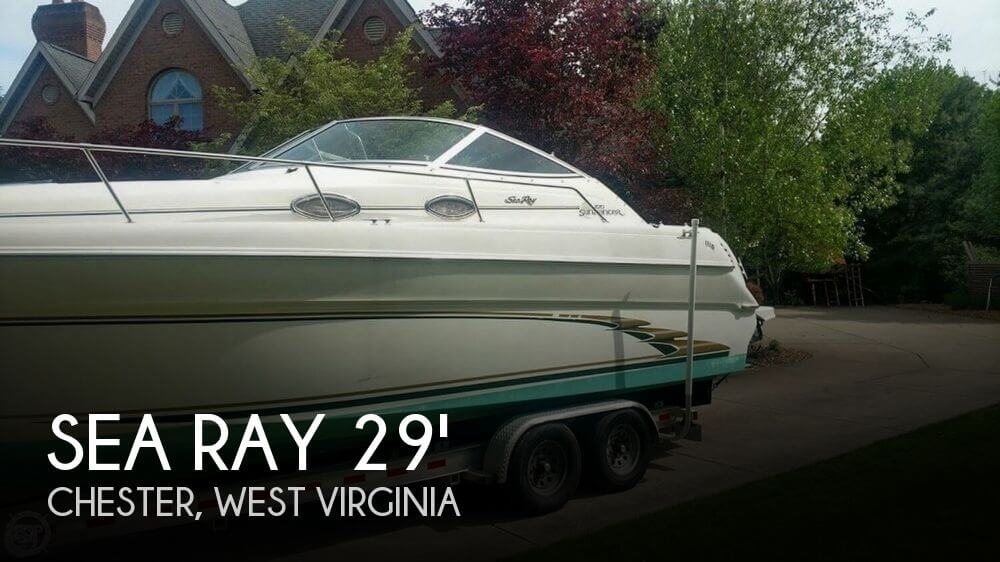Used Sea Ray Boats For Sale in Ohio by owner | 1998 Sea Ray 270 Sundancer