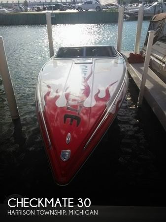 Used Checkmate Boats For Sale by owner | 2004 Checkmate 30