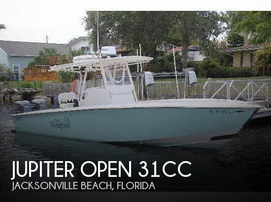 Used Jupiter Boats For Sale by owner | 2001 Jupiter 31