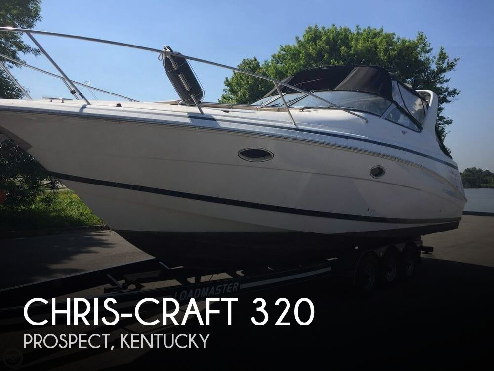Used Boats For Sale in Cincinnati, Ohio by owner | 1999 Chris-Craft 32