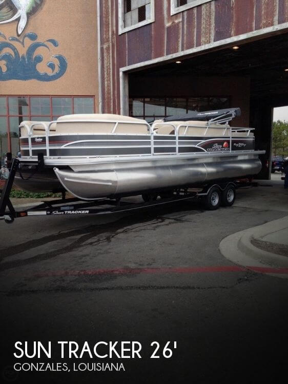 Used Bass tracker Boats For Sale by owner | 2015 Sun Tracker 26