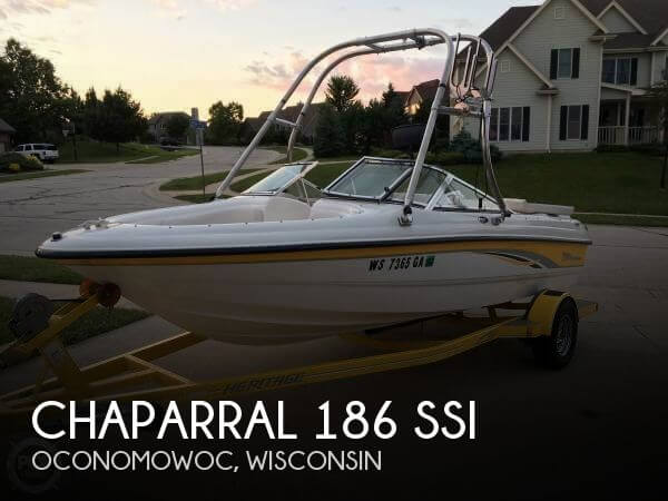Used Chaparral 18 Boats For Sale by owner | 2001 Chaparral 18