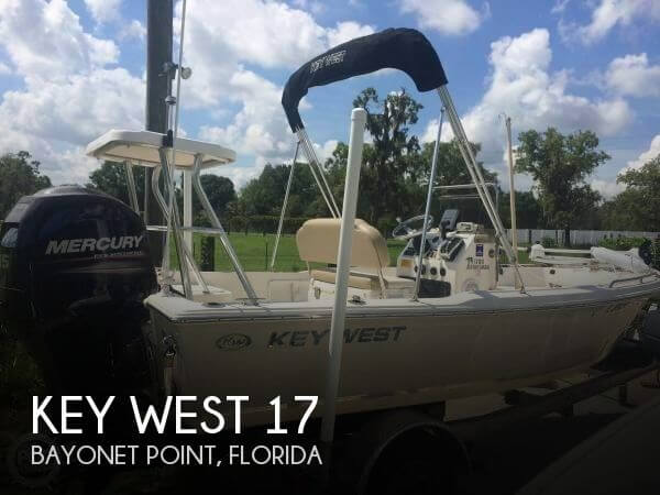 Used Key West Boats For Sale by owner | 2014 Key West 17