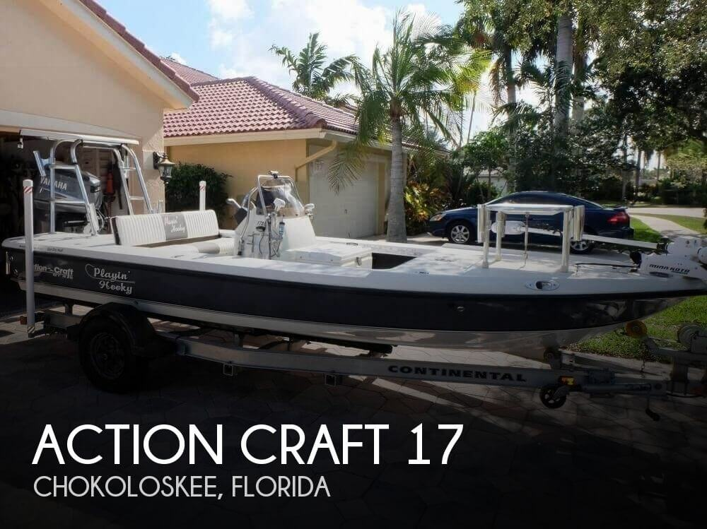 Used Action Craft Boats For Sale by owner | 2003 Action Craft 17
