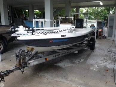 Action Craft 1720 SE FlyFisher, 17', for sale - $20,000